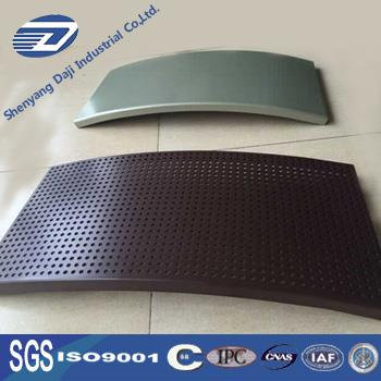 Cold Rolled And Pickled Titanium Sheet And Curve Screen Plate