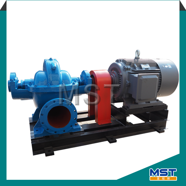 Large/High Volume Sea Water Pump,Water Suction Pumps,Double Suction Centrifugal Pump/Split Case Pump