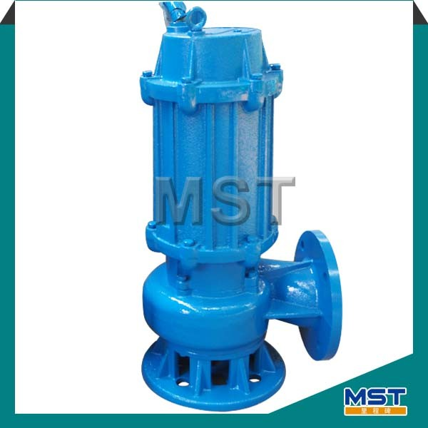 Large/Small Electric Submersible Waste/Dirty water Submersible  Centrifugal Pump/pumps/Raw Sewage Pump