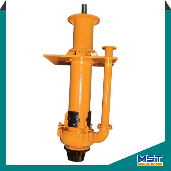 Electric centrifugal vertical centrifugal solid slurry water pump