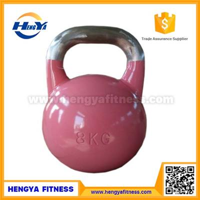 Top Grade Steel Competition Kettlebell