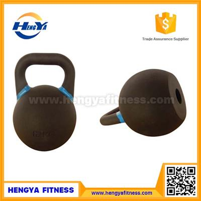NO-filling Casting Steel Competition Kettlebell