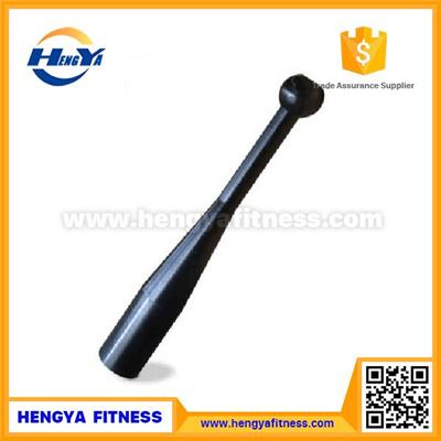 High Quality Crossfit Steel Clubbells For Sale