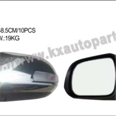 Toyota Hilux Vigo Door Mirror Electric Chrome Lh