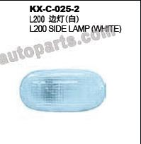 Mitsubishi L200 Side Lamp White