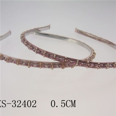 Fashion Hair Jewelry Hair Band for Apparel Accessories