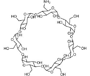 Mono-(6-amino-6-deoxy)-beta-Cyclodextrin