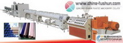 PVC pipe production line plastic machinery