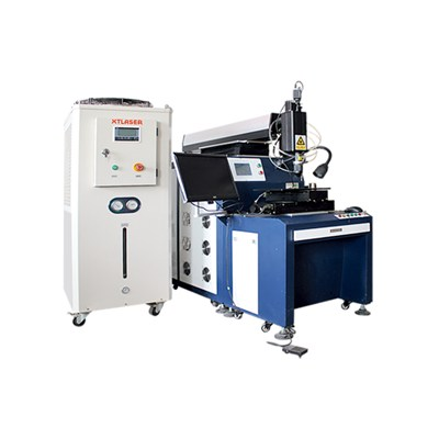 200w 300w 400w 500w Universal And Continuous Laser Welding Machine For Metal