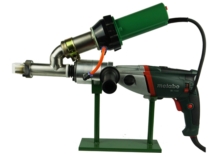 SWT-NS610F Plastic Welding Extruder