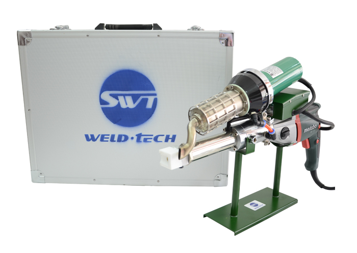 SWT-NS610B hand extruder extrusion machine