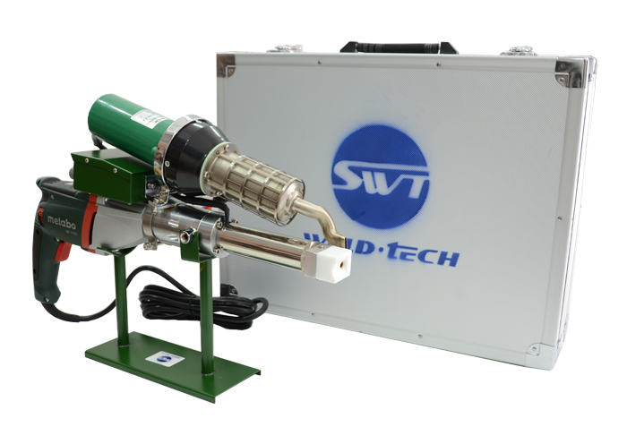 SWT-NS610C hand extruder extrusion machine