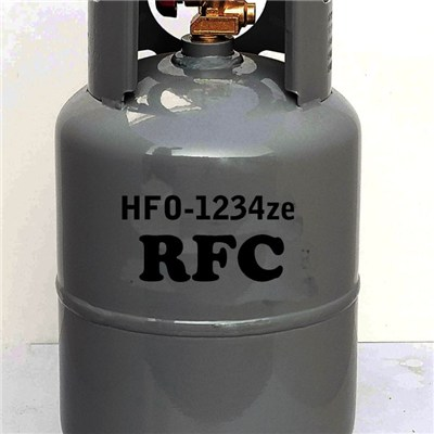 HFO1234ZE As A New Type Blowing Agent For Foaming And Aerosol
