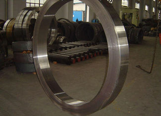 Surface Treatment Customized Precision Steel Ring Rolling Forging OEM Products