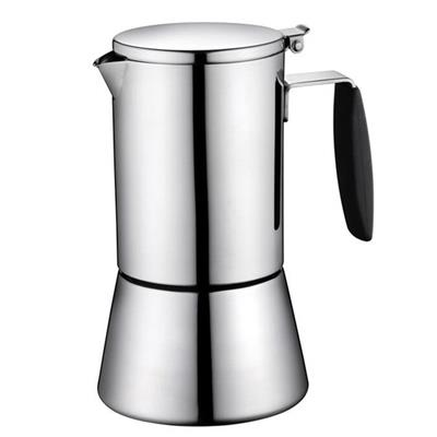 6 Cups Stove Top Moka Espresso With Silicone Handle