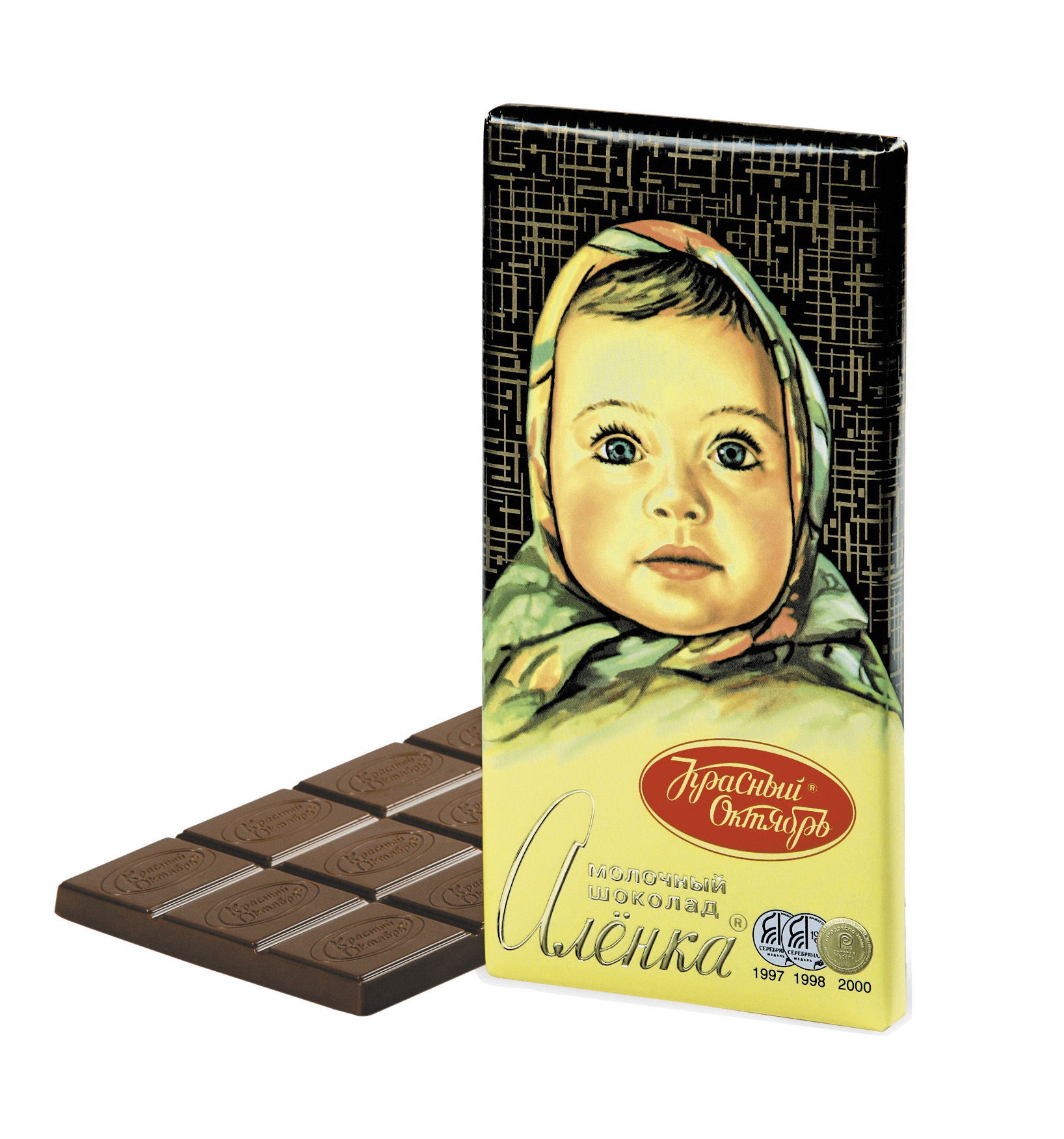 Alionka chocolate