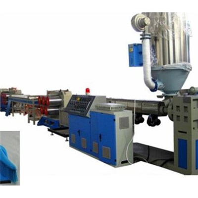 Plastic Broom Filament Extrusion Line