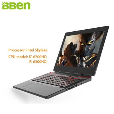 Highest Level 15.6 Inch Gaming Laptop Gen 6th I5/I7 8GB Ram Double Graphic