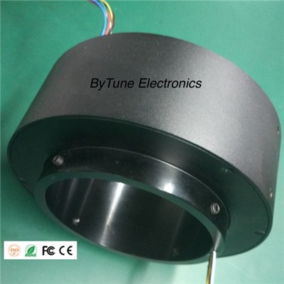 ID 106mm OD168mm through hole slip ring