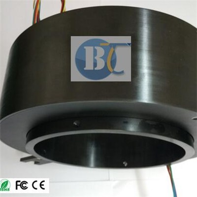 Inner Hole 166mm outer diameter 250mm Through Hole Slip Ring