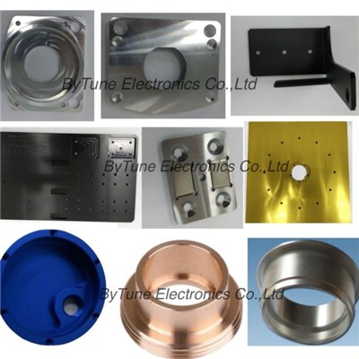 Precise Machine Parts In China Factory With Prompt Delivery