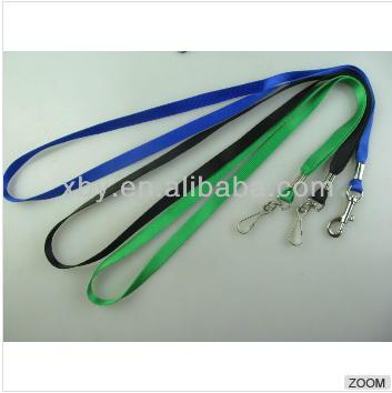 Heat transfer printing fashion lanyard, metal clip/closure, multi-color design, fast turn around