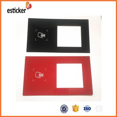 OEM Mirrored UV Printed LCD Protective Cover