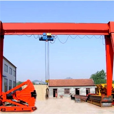 20T Single Beam Gantry Crane,1-50m Lifting Height