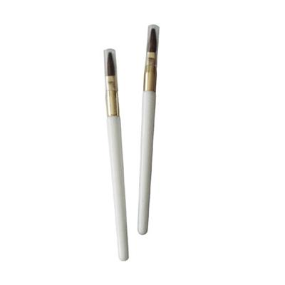 Pony Hair Golden Ferrel Mini Lip Brush