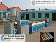 PVC profile production line plastic machinery