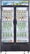 Upright One Glass Door Showcase Refrigeraotr