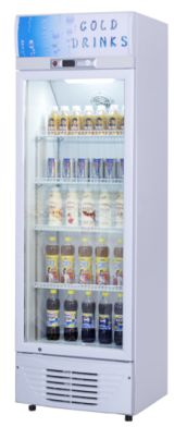 110V 60Hz Showcase Refrigerator