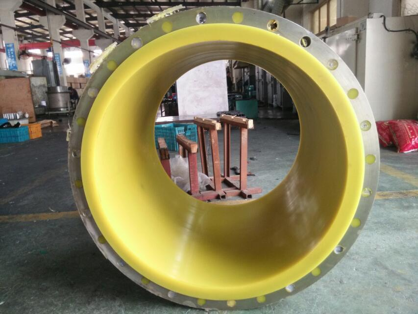 Polyurethane PU Liner For Pipe /Flow Tube