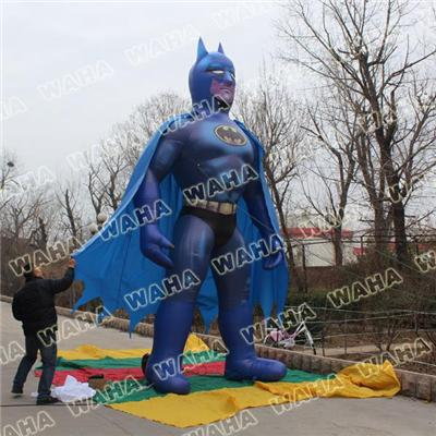 5m High Inflatable Super Hero Batman Customized