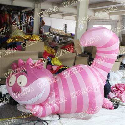 Lovely Inflatable Black Cat Or Cat Unicorn For Halloween