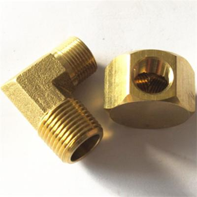 Brass Metal Lathe Parts