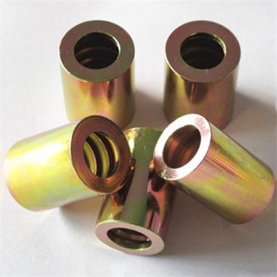 Machined Metal Hardware Bushing