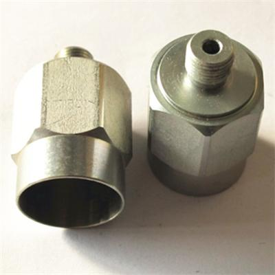 Steel Precision Machining Turning Part
