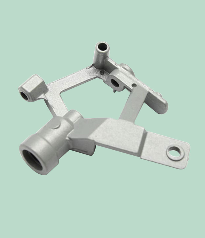 Customized high pressure zamak/zinc die metal casting