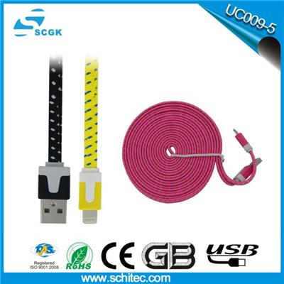 high quality data cable,usb data cable for iphone6s for all iphone smartphone