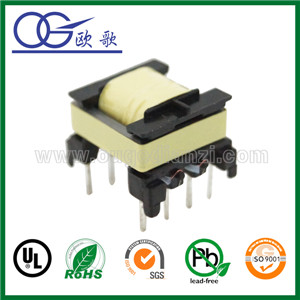 EF12 variable frequency transformer for pulse