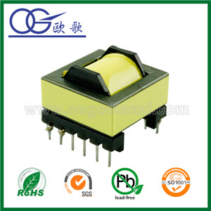 ER2828 winding power transformer used for switch supply driver
