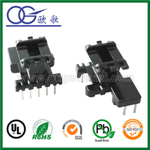 2017 new production EE bobbin,transformer bobbin in more safely
