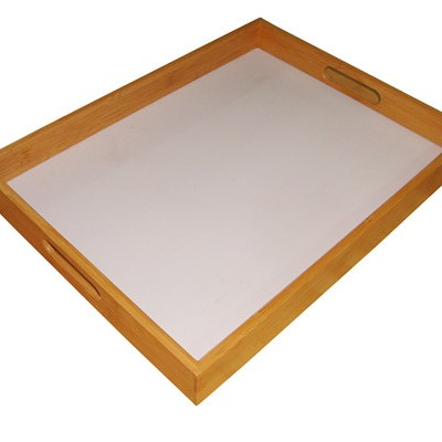 Bamboo Square Tray