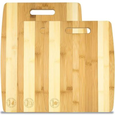 Bamboo Natural Color Cutting Board
