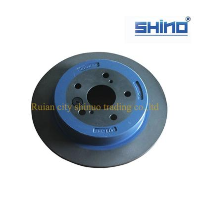 Wholesale All Of Auto Spare Parts For Lifan X60 Rear Brake Disc S3502110 With ISO9001 Certification,anti-cracking Package