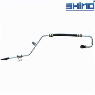 Wholesale all of auto spare parts for High quality Chery tiggo OIL RETURN PIPE 1-STEERING T11-3406310BA, Brand package ,warranty 1 year with ISO9001 Certificate brand package