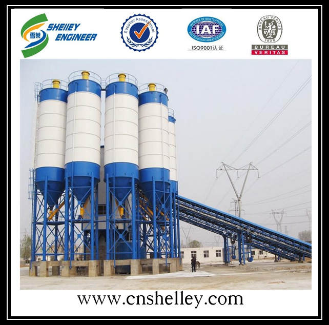 assembly bolted cement silo powder silo for sale