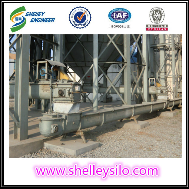 Used steel silo grain conveyor for sales