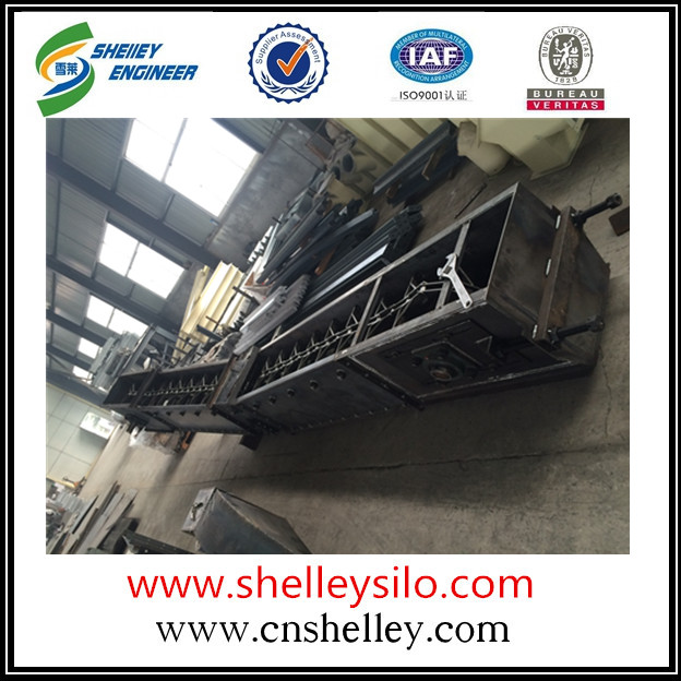 100t/h wheat tube chain conveyor system